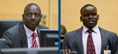 Man charged with DP William Ruto at the Hague to vie for gubernatorial seat