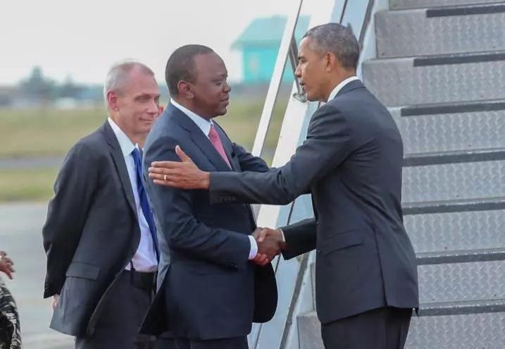 Uhuru ajawa na furaha baada ya Donald Trump kujibu ombi lake