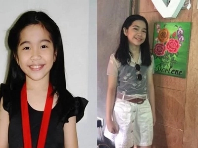 "Look: Darlene Vibares of ""The Voice Kids Season 1"", from cute kid to beautiful teen!"
