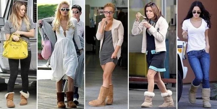 Si compras estas botas de moda, debes conocer algo terrible sobre ellas