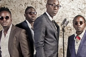 Photos: Inside Sauti Sol's cool tour bus that everyone is talking about