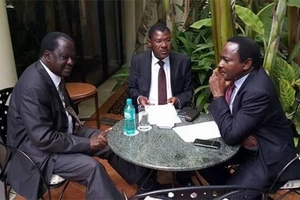 Why Raila and Wetangula met US ambassador days after discord in CORD