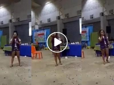 "Ginalingan masyado! This viral video of a talented Pinay singing Beyonce hit ""Love On Top"" left netizens speechless"