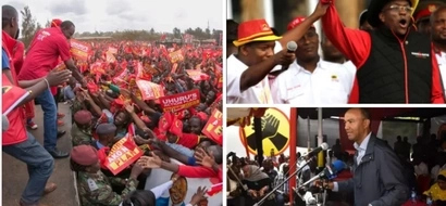 Uhuru moves to ensure Jubilee beats ODM in Nairobi 17 days to the poll