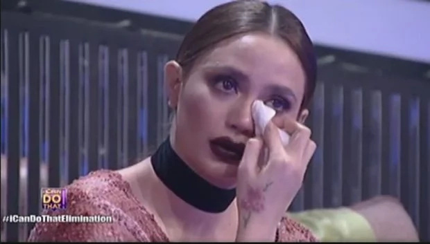 Pokwang made everyone emotional in 'I Can Do That'