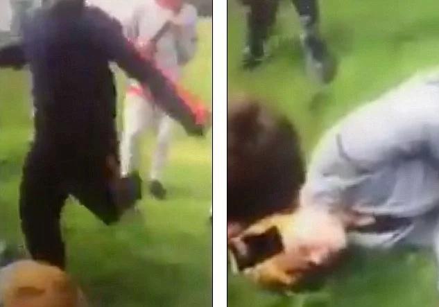Niño fue cruelmente golpeado por ser de cabello rojo