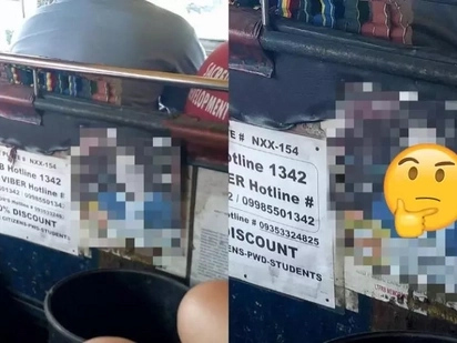 Updated si manong! This jeepney driver got the attention of this netizen due to this visual