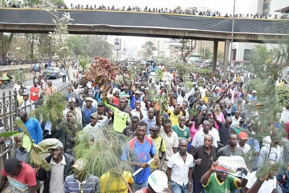Kenya: Police Alert as Nasa Vows to Defy Matiangi Ban on Demos