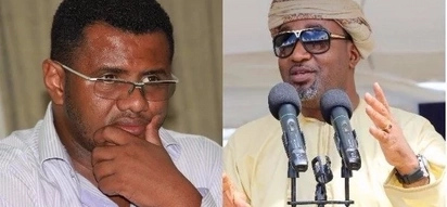 Hassan Omar files petition challenging Joho's win hours after quitting NASA