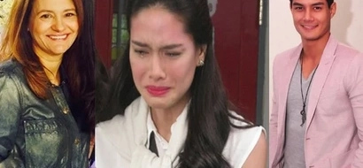 Naubos ang tisyu! Erich broke down in tears after moving message of Daniel's mom