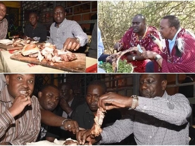 9 IRRESISTIBLE ways to enjoy Nyama choma better than Uhuru and Ruto