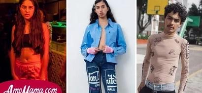 Cansada de los estereotipos, creó su propia agencia de modelaje con personas de la calle