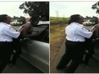 Mwanamke 'aliyedhulumiwa' na polisi aongea kwa mara ya kwanza; ataja chanzo cha makabiliano