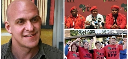 White man explains why he is an EFF supporter