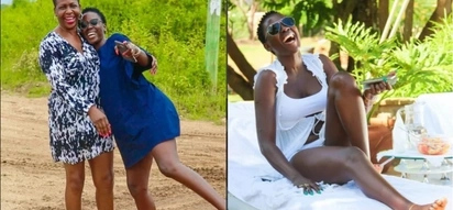 Singer Akothee showered with sweet love messages as she celebrates birthday and they are heartwarming