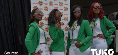 All the celebrities who graced the launch of Kenya's biggest lottery (Photos)