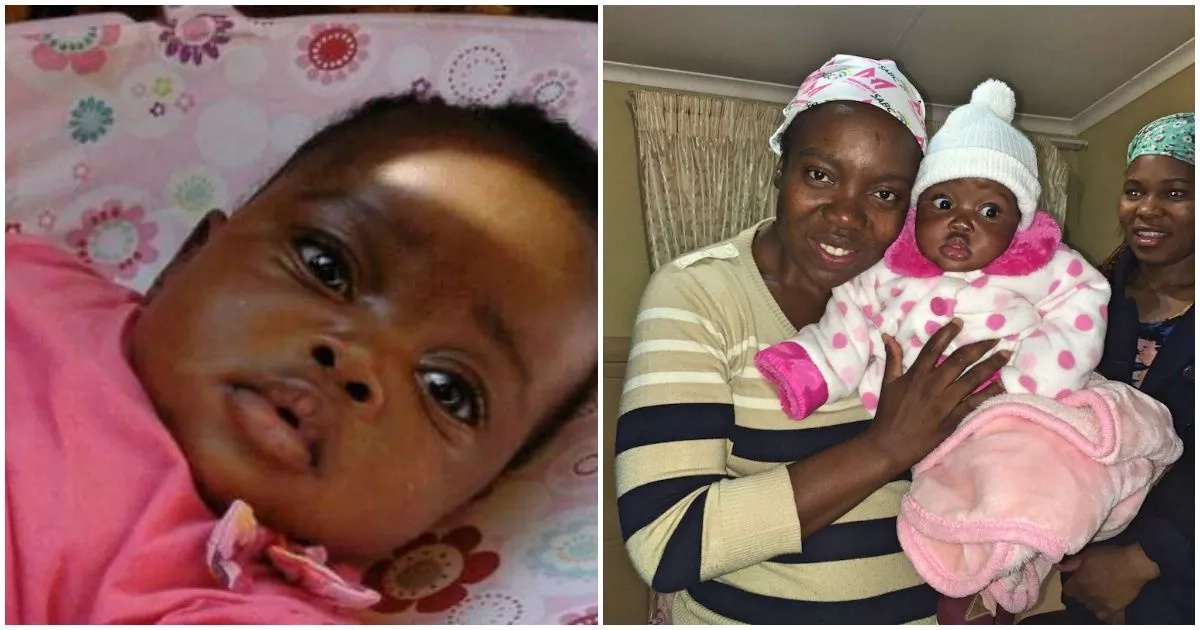 This 5-month-old baby kidnapped by nanny is found after 3 days (photos)