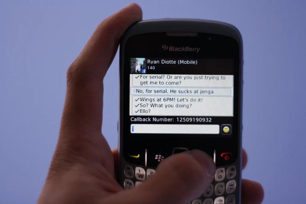 BlackBerry no fabricará más el modelo clásico