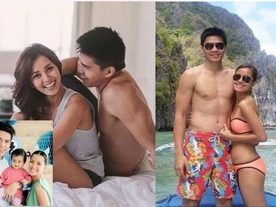 Di pala love at first sight! Bianca Gonzales recalls first impression of husband JC Intal