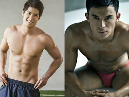 Totoo nga! Aljur Abrenica admits bathing with Prince Stefan only wearing underwear