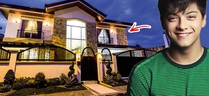 Inside Tour: Daniel Padilla's 8-Bedroom Modern Mediterranean Mansion in Q.C.