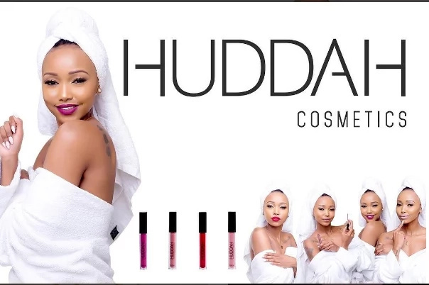 Huddah Monroe has sexiest lips in Kenya and here is a proof
