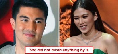 Parang di na tama! Alex Gonzaga unwittingly accuses Luis Manzano of buying his award, but actor defends her, 'Ganyan kami maglokohan'