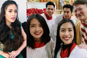 God bless Gabbi! Encantadia star Gabbi Garcia finds time to serve in church every Sunday amid busy schedule