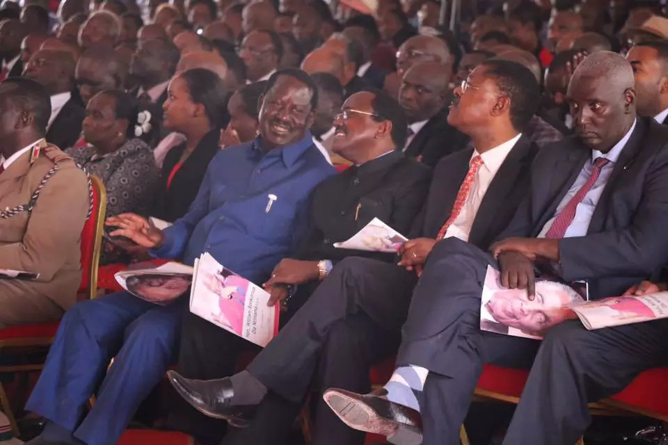 Raila won't apologise over his statement that angered Uhuru