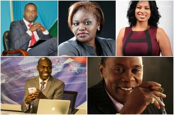 Kenyans single out THE ONE journalist that can comprehensively tackle both Uhuru and Raila in the Presidential debate