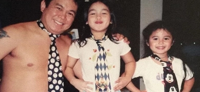 Julia Barretto wishes best for her father Dennis Padilla's birthday with this lovely photo