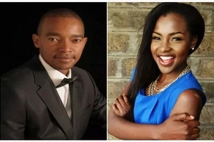 Citizen TV presenter lights up the internet with touching message to his celebrity wife