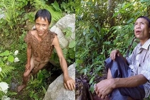 Meet the man who spent 41 years living in the jungle, now people found him (photos)