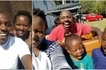 Kenyan gospel DJ who relocated to South Africa having a time of his life (photos)