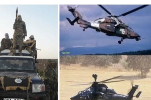 See the KSh 5.2 billion helicopters purchased for the Kenya police (photos)