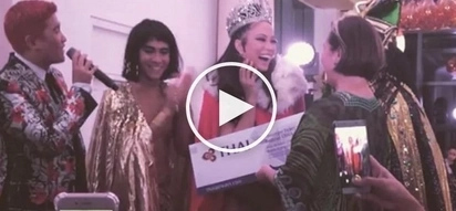 Isabelle Daza looks exactly like her mom Gloria Diaz when she dressed up as Miss Universe