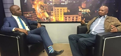 REVEALED: What Moses Kuria told Larry Madowo after the controversial interview