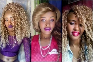 Nairobi's PRETTIEST female gangster shot dead by police (photos)
