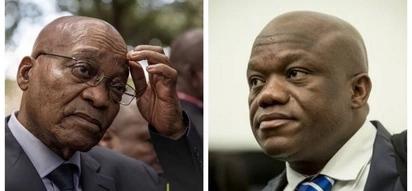 Interim ANC KZN boss Sihle Zikalala denies calling for public support Zuma during trial