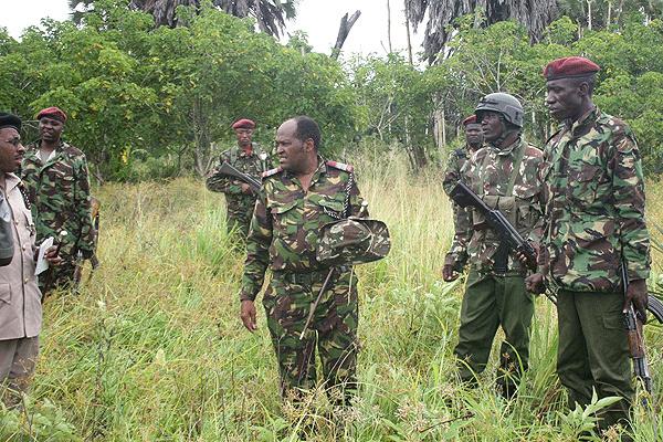 Polisi wamsaka mwanaume kwa kusambasa virusi vya UKIMWI kwa makusudi; Eldoret