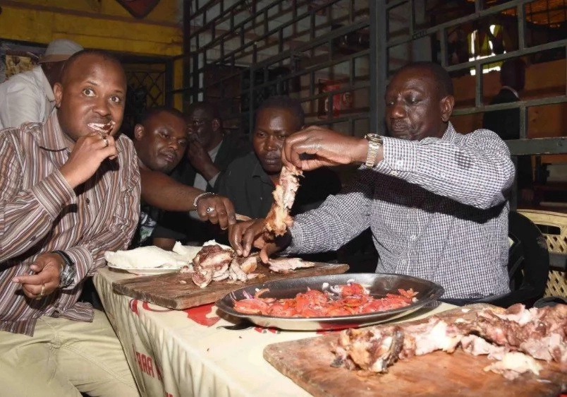 Inachekesha! DJ William Ruto ambaye hujawahi kumwona