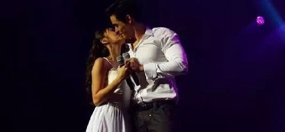 Xian almost backed out of a dance number with Kim; here's why