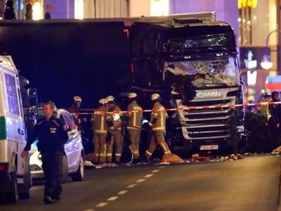 Terror Attack Strikes Berlin Leaving Many Dead And More Wounded