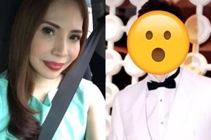 Is Jenine Desiderio an alleged mistress of this ABS-CBN head honcho?