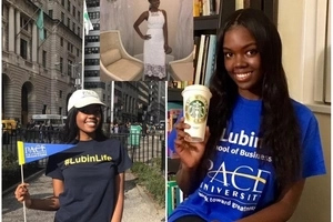 Girl, 19, writes a book to INSPIRE black girls to study science subjects (photos)