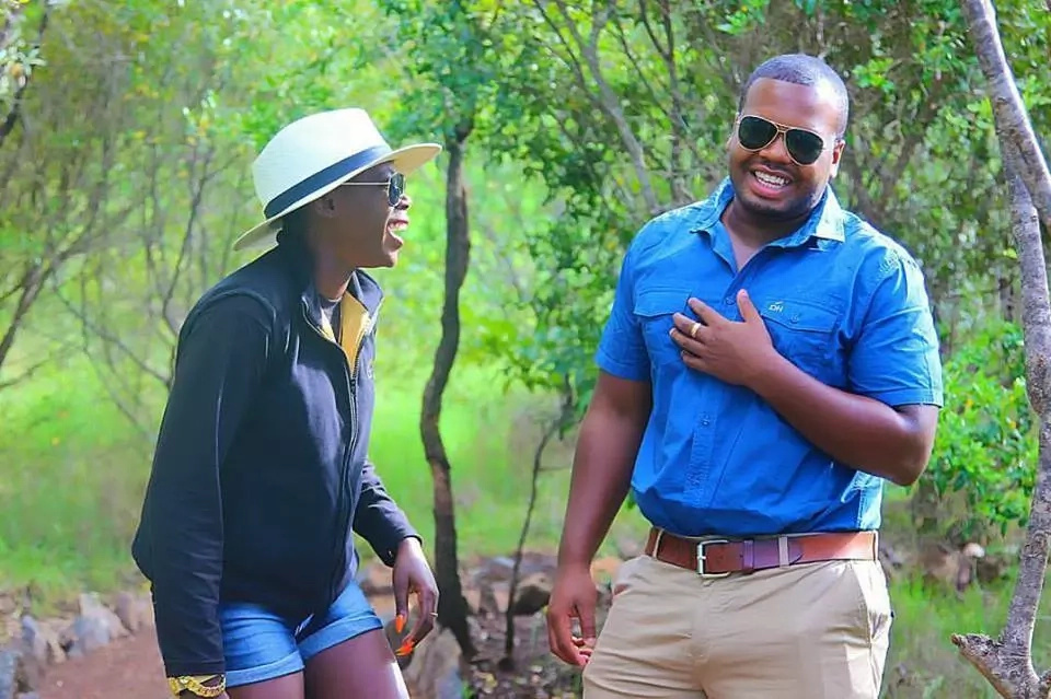 Singer Akothee fires warning to her lover and manager incase he gets her pregnant