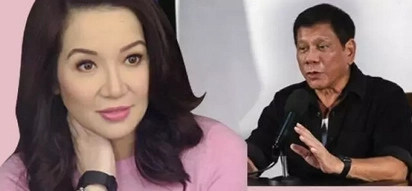 Excited ang Queen of all Media! Kris Aquino has a whale of time preparing for Duterte interview