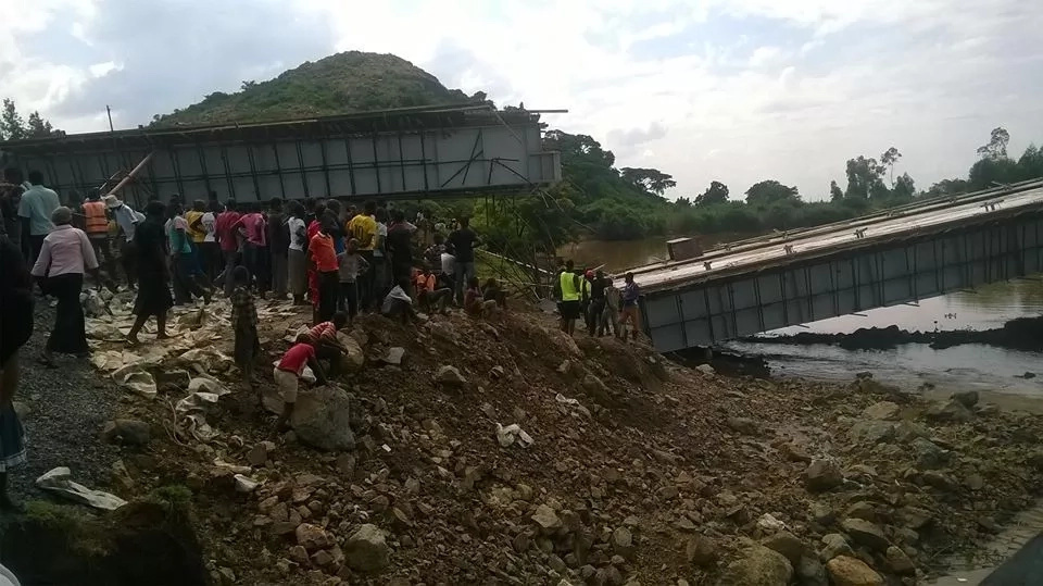 We are equally shocked! Contractors of the collapsed KSh 1.2 billion Sigiri bridge speak