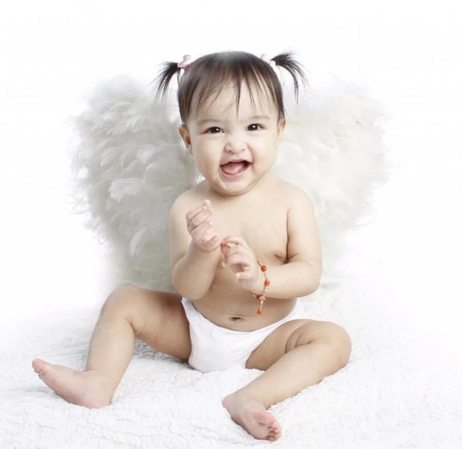 """Baby Zia called Marian Rivera """"Mum"""""""