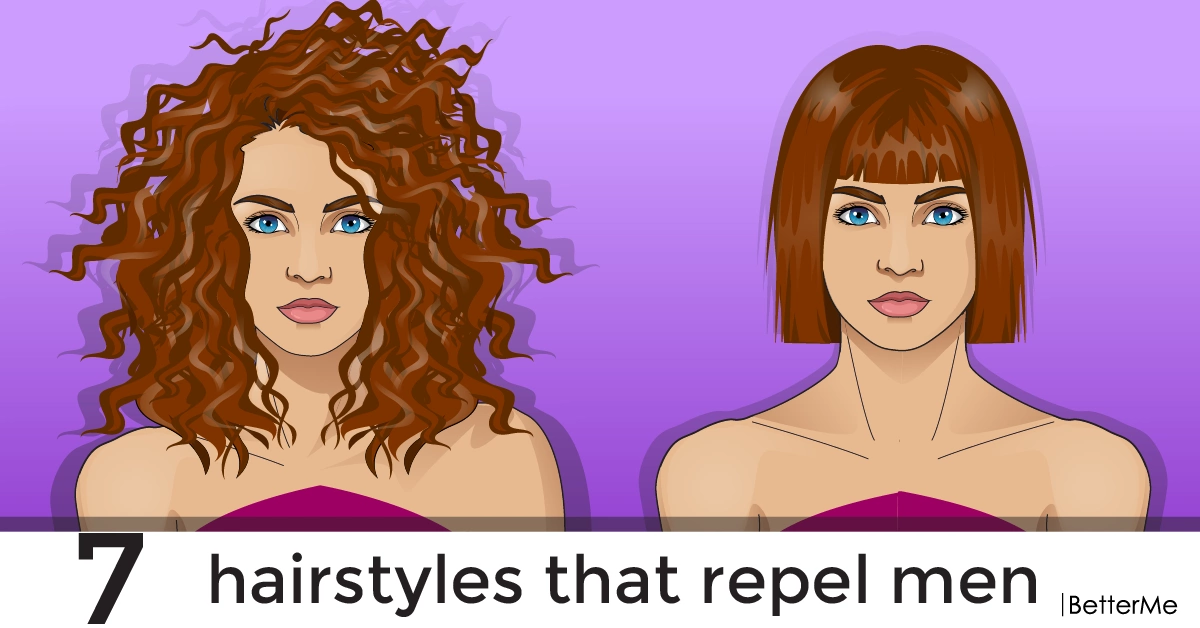 7 female hairstyles that repel guys